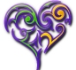 Iconic Imagery - Heart Logo designed by Lisa J. Ellwood
